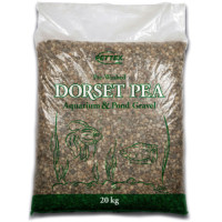 Pettex Dorset Pea Aquarium & Pond Gravel 20kg - Small