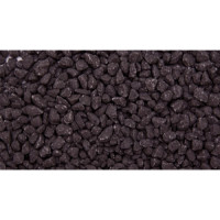 Unipac Black Coloured Aqua Gravel