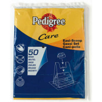 Pedigree Easi Scoop Refill Dog Poop Bag 50 bags