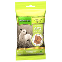 Natures Menu Dog Treats 60g - Chicken x 12