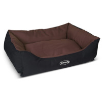 Scruffs Expedition Chocolate Waterproof Dog Bed
