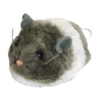 Jolly Moggy Vibro Mouse Cat Toy