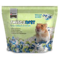Supreme Twistynest Small Pet Bedding
