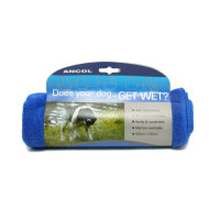 Ancol Micro Fibre Dog Towel 50 x 100cm