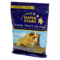 Fish4dogs Super Stars Training Dog Treats 75g