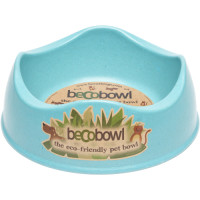 Becobowl Eco Friendly Dog Bowl Blue