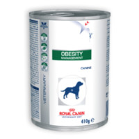 Royal Canin Veterinary Obesity Management DP 34 Dog Food Cans 410gx12
