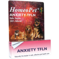 Homeopet Cat & Dog Anxiety TFLN Fireworks & Loud Noise Relief 15ml