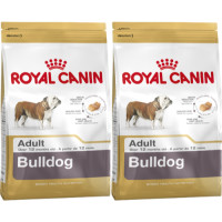 Royal Canin Bulldog Adult Dog Food 12kg x 2