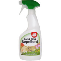 Get Off Cat & Dog Repellent Spray 500ml