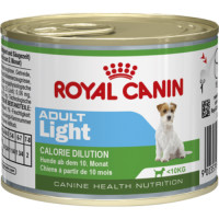 Royal Canin Adult Light Dog Food 195g x 12