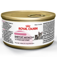 Royal Canin Health Nutrition Babycat Instinctive Kitten Food 195g x 36