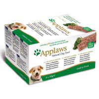 Applaws Pate Country Fresh Multipack Adult Dog Food 150g x 40