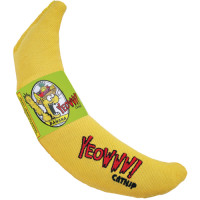 Yeowww Catnip Cat Toy Banana