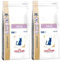 Royal Canin Veterinary Diets Calm CC 36 Cat Food 4kg x 2