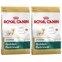 Royal Canin Golden Retriever Junior Food 12kg x 2