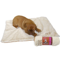 Rosewood Natural Nippers Puppy Blanket 70 x 50cm