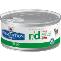Hills Prescription Diet Feline RD Canned