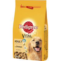 Pedigree Vital Protection Chicken & Vegetables Adult Dog Food 12kg