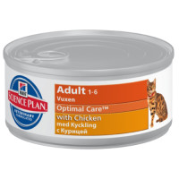 Hills Science Plan Feline Adult Chicken Canned 85g x 72