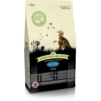 James Wellbeloved Fish Kitten Food 4kg