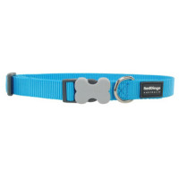 Red Dingo Dog Collar Classic Blue