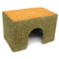 Naturals Edible Carrot Cottage Large 37x25x24cm