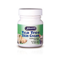 Johnsons Tea Tree Skin Cream