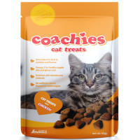 Coachies Cat Treats 65g Hairball Prevention with Chicken