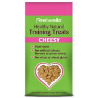 Feelwells Training Dog Treats  115g - Cheesy