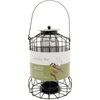 Rosewood Nut Feeding Time Squirrel Proof Lantern