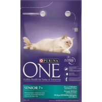 Purina ONE Chicken & Wholegrain Senior 7+ Cat Food