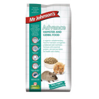 Mr Johnsons Advance Hamster & Gerbil Food 750g