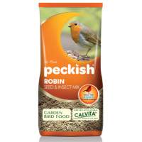 Peckish Robin Blend Bird Food