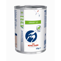 Royal Canin Veterinary Urinary SO LP 18 Dog Food 410g x 12