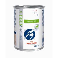Royal Canin Veterinary Urinary SO LP 18 Dog Food 410g x 12