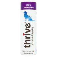 Thrive Chicken Liver Kind & Gentle Dog Treats 25g Chicken Liver