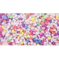 Unipac Fluorescent Coloured Gravel Mixed