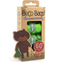 BecoBags Eco Friendly Poo Bags 60 Bags