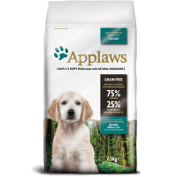 Applaws Chicken Small & Medium Breed Dry Puppy Food 7.5kg
