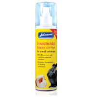 Johnsons Small Animal Insecticidal Spray Extra 150ml