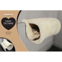 Rosewood Luxury Radiator Cat Bed Tunnel