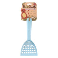 BecoScoop Eco Friendly Litter Scoop Blue