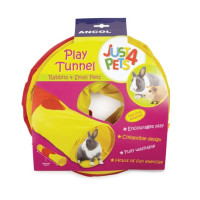 Ancol Just 4 Pets Play Tunnel For Rabbits