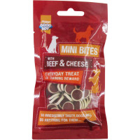 Good Boy Mini Bites Dog Treats Beef & Cheese 70g