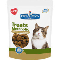 Hills Prescription Diet Feline Metabolic Treats 70g