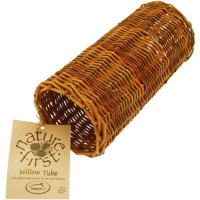 Happy Pet Nature First Willow Tube Small