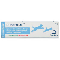 Lubrithal Ophthalmic Eye Gel for Dogs & Cats 10g