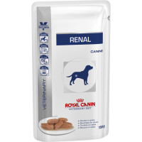 Royal Canin Veterinary Diets Renal Dog Food Pouches 150g x 80