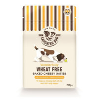 Laughing Dog Oven Baked Cheesy Oaties Treats 250g